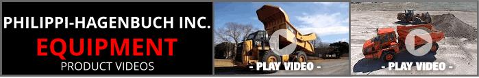 Philippi - Hagenbuch, Inc. Equipment Product Videos