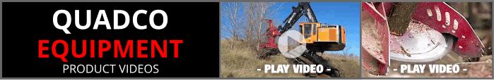 Quadco Equipment Product Videos
